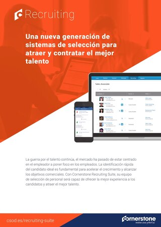Hoja Informativa Recruiting Suite