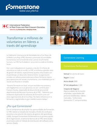 Estudio de Caso IFRC