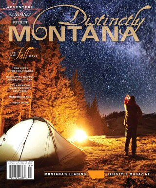Distinctly Montana Magazine Fall 2018
