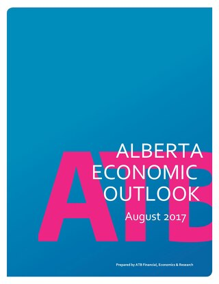 Alberta Economic Outlook (August 2017)
