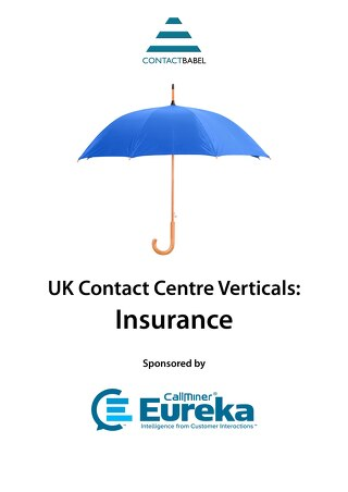 UK Insurance: Contact Centre Vertical Market Report