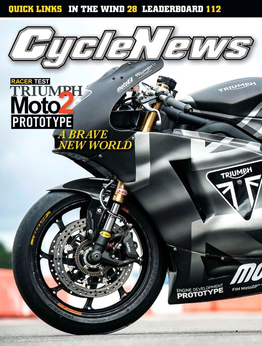 Cycle News Issue 37 September 18