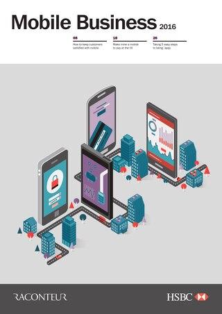 HSBC_Mobile business
