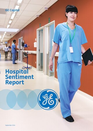 GE Capital Hospitals Sentiment Report