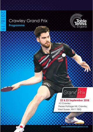Crawley Grand Prix 2018-19