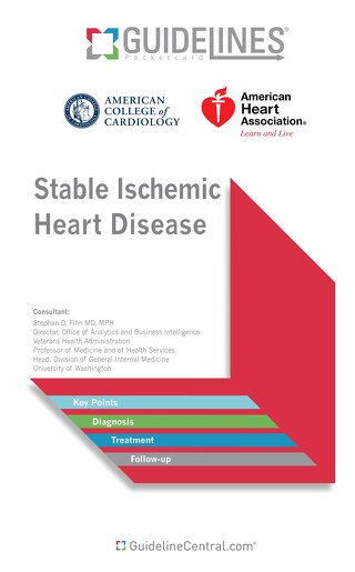 Stable Ischemic Heart Disease