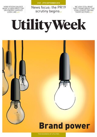Utility Week 21st September 2018