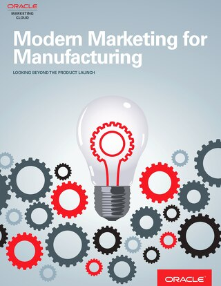 Modern Marketing for Manufacturing