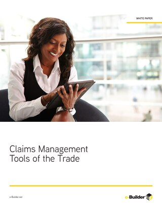 Claims Management Tools of the Trade