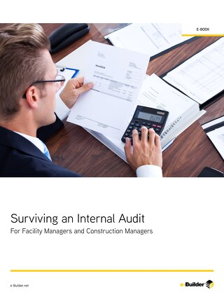 Surviving an Internal Audit: For Facility Managers and Construction Managers
