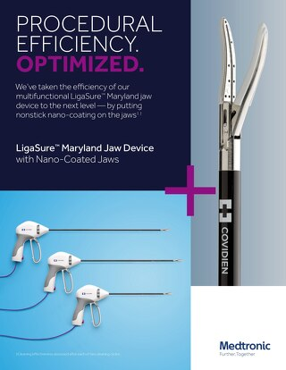 LigaSure™ Maryland Jaw Device