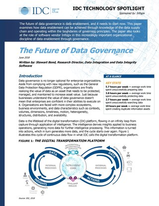 The Future of Data Governance