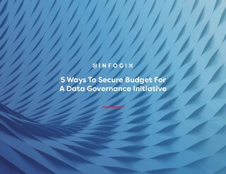 5 Ways to Secure Budget for a Data Governance Initiative