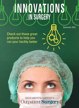 Special Outpatient Surgery Edition - Innovations in Surgery - September 2018