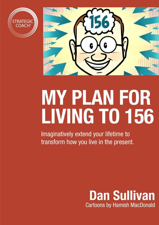 My Plan For Living To 156