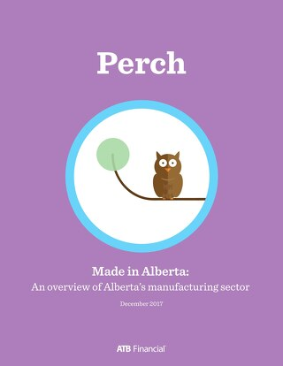 Perch (Made in Alberta) - Dec 2017