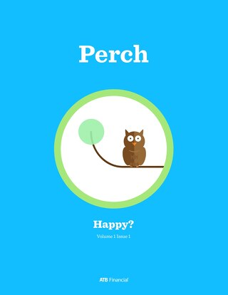 Perch (Happy) - 2015