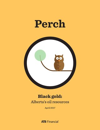 Perch (Black Gold) - April 2017