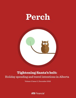 Perch (Tightening Santa's belt) - Dec 2016