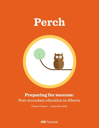 Perch (Post-secondary education) - Sept 2016