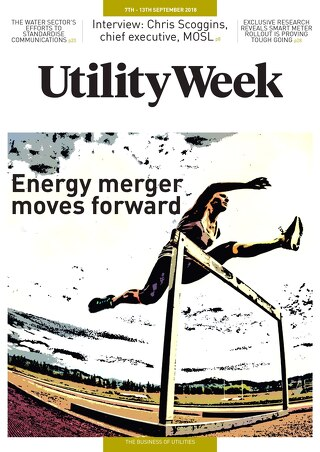 Utility Week 7th September 2018