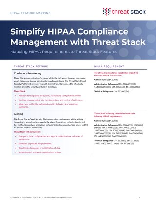 Simplify HIPAA Compliance Management