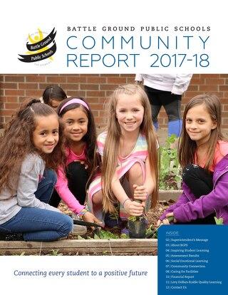 2018 BGPS Community Report