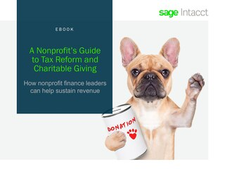 Tax Reform and Charitable Giving