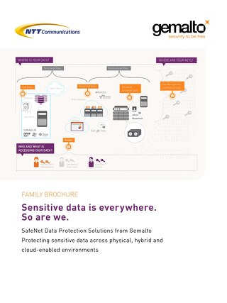 Gemalto safenet data protection