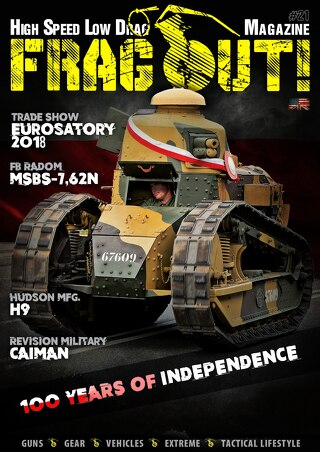 Frag Out! Magazine #21