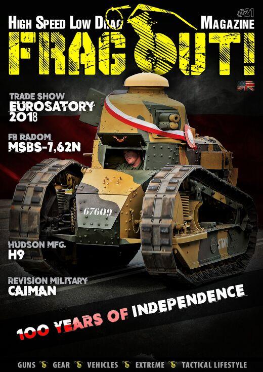 Frag Out! Magazine #21
