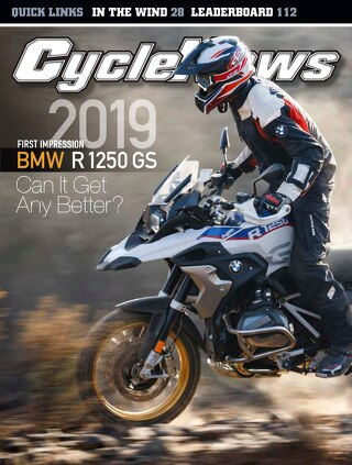 Cycle News Issue 39 October 2