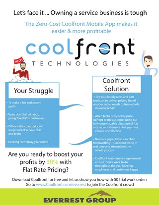 Coolfront Fact Sheet - EverRest