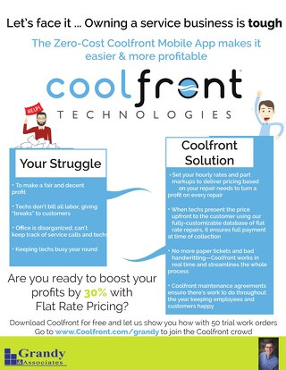 Coolfront Fact Sheet - Grandy