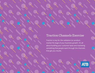 ATB Traction Channels Exercise