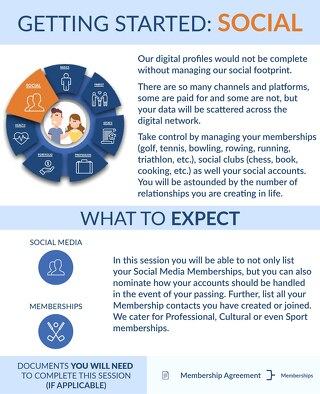 Getting Started - Social
