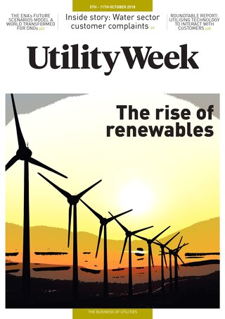 Utility Week 5th October