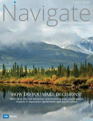 ATB Navigate Volume 12, Fall 2018