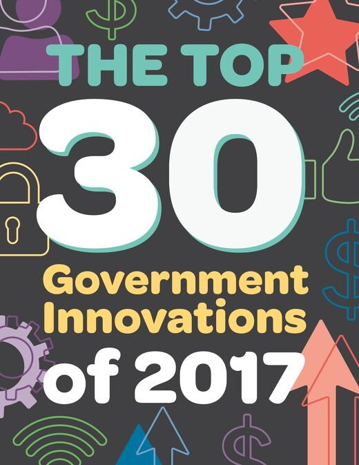 The Top 30 Government Innovations of 2017