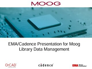 OrCAD and Teamcenter integration for Moog_ATS edits_JI_092018