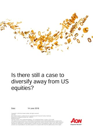 Is There Still a Case to Diversify Away From U.S. Equities?
