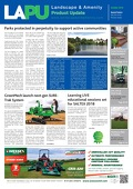 Landscape & Amenity October 2018
