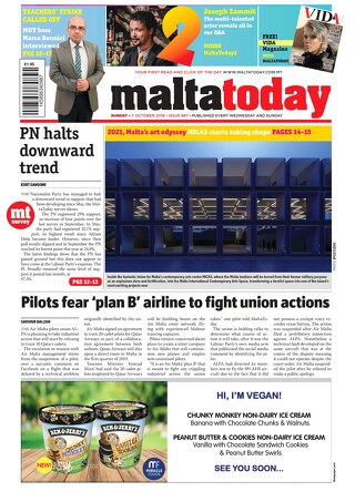 MALTATODAY 7 October 2018