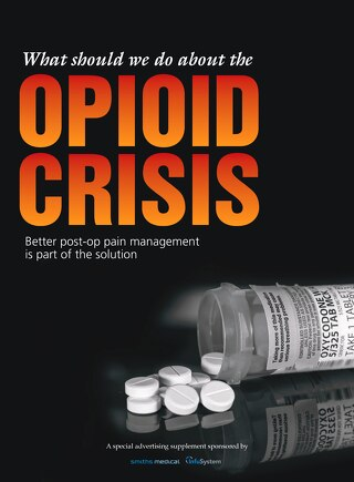 What We Should Do About the Opioid Crisis Supplement - October 2018
