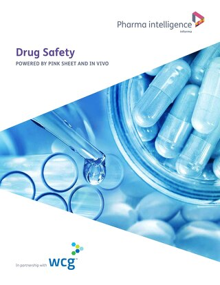 Drug Safety Executive Summary eBook