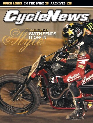 Cycle News Issue 40 October 9