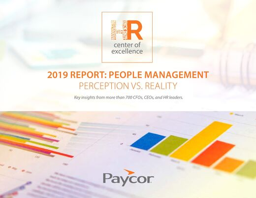 2019 Report: People Management, Perception vs. Reality