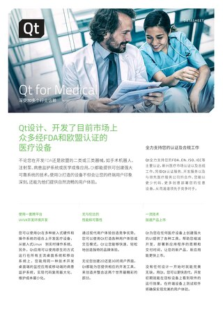 Qt for Medical简介