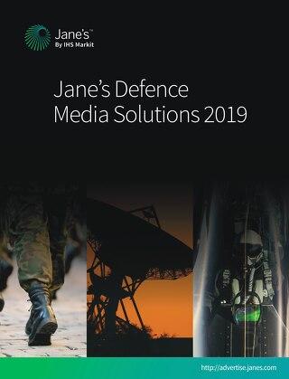 Jane's Defence Media Kit 2019