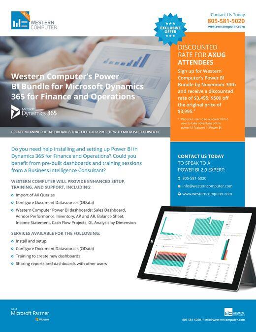 Power BI Bundle for Dynamics 365 Business Central